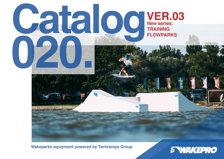 Wakepro catalog 2020 ver 03 - wakepark obstacles