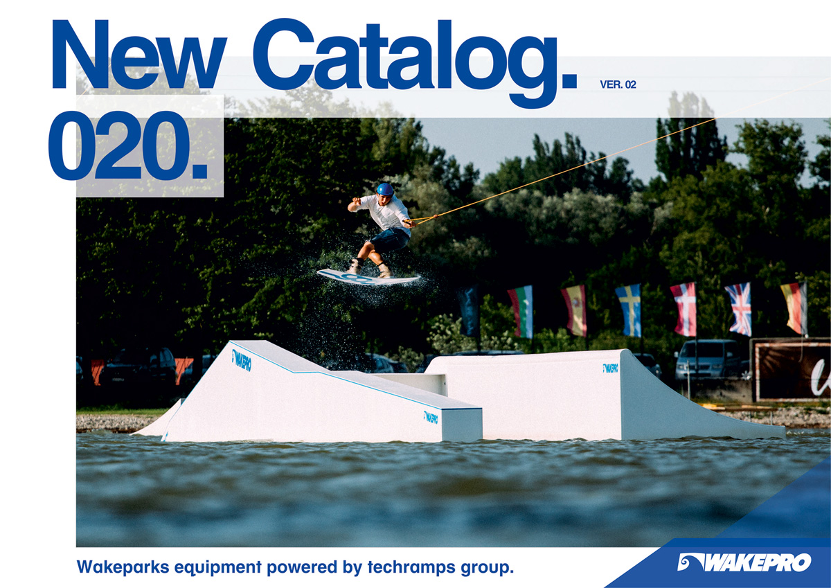 wakepark obstacles catalogue